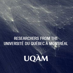 Researchers from the Université du Québec à Montréal